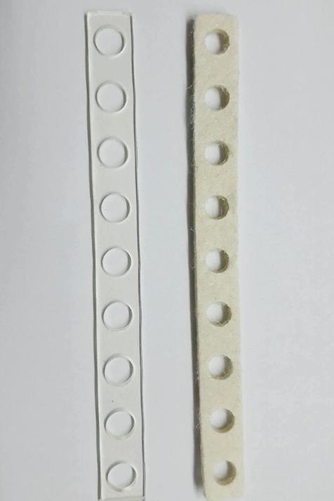 Amortecedor 2mm - Bordadeira