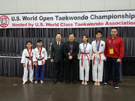 US World Open 2019