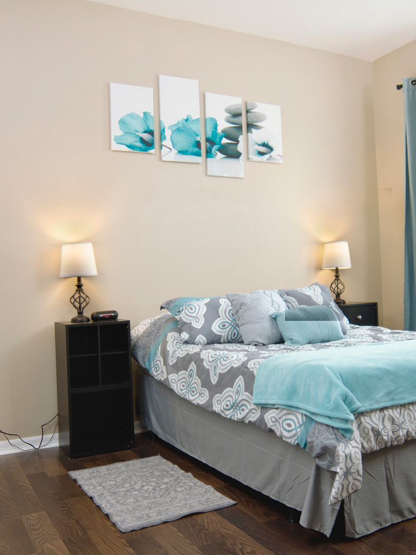 Bedroom HDR