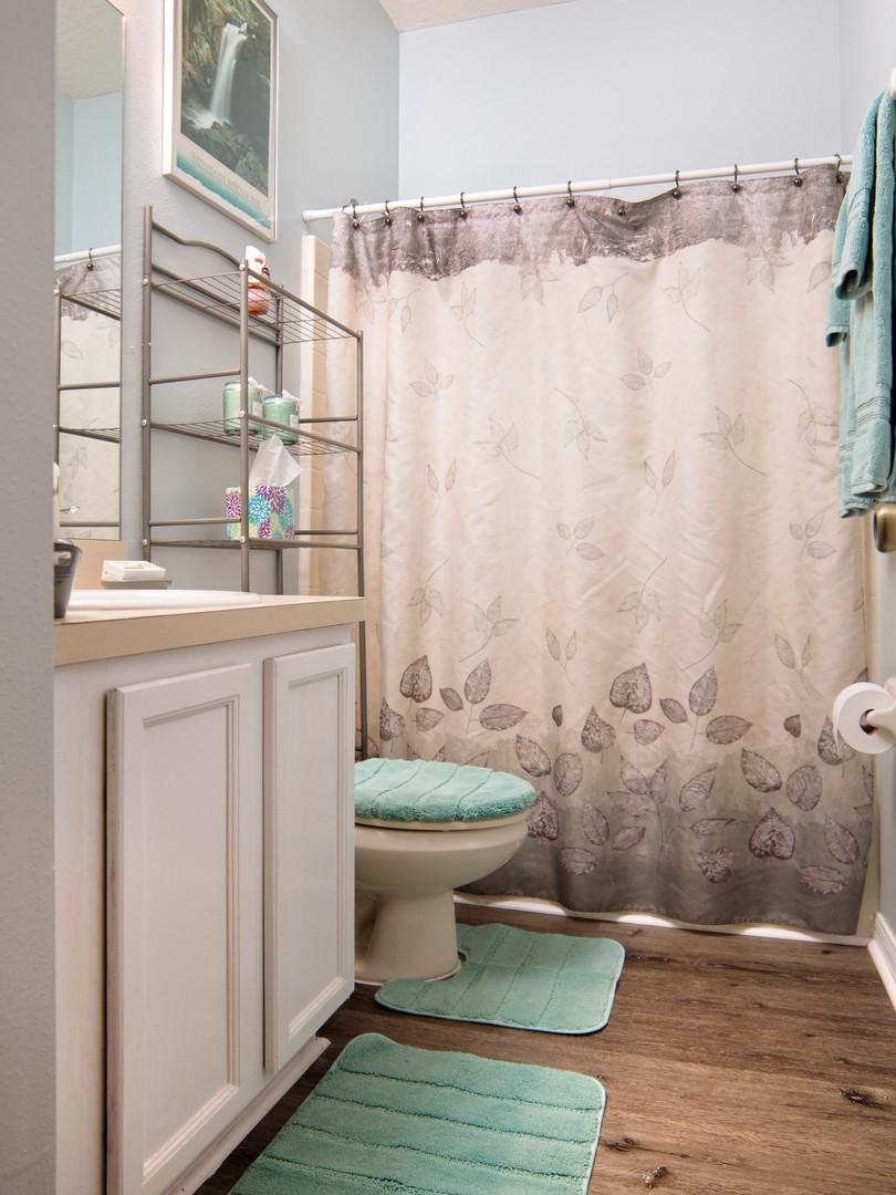 Bathroom Flash