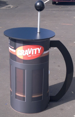 Gravity Coffee stand (4)