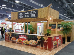 Watties Foodshow 6M x 6M