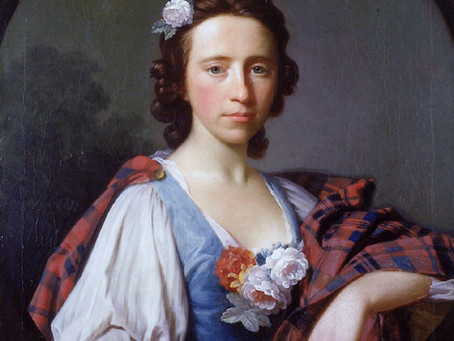 A Very Tartan Christmas: the Flora MacDonald Edit