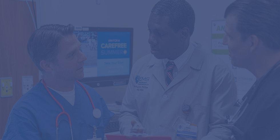 Homepage Banner Hero Image_IEMS Clinical Leadership Team.jpg