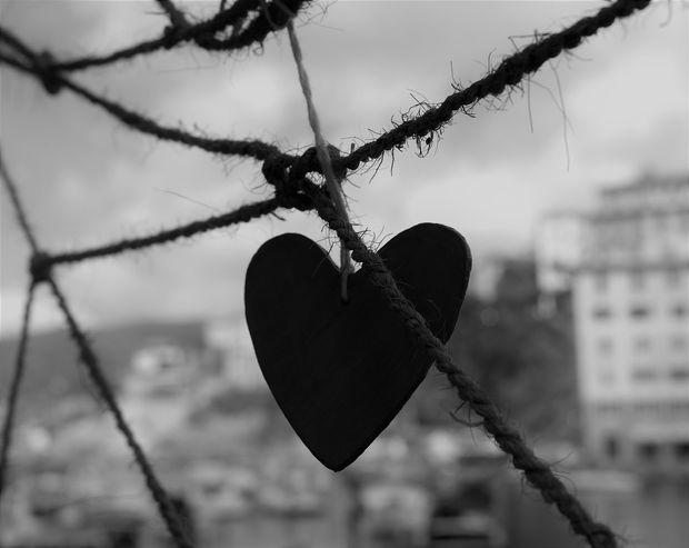 Accroche coeur