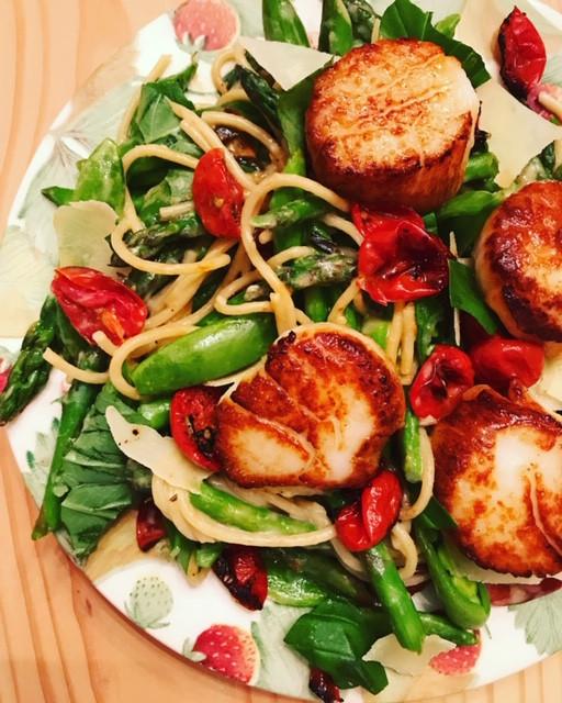 Featured Recipe - Spring Pasta Primavera