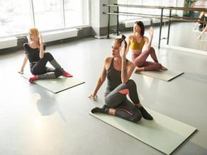 Let's talk yoga
