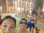 We love the NEW Great Wolf Lodge (in Manteca!)