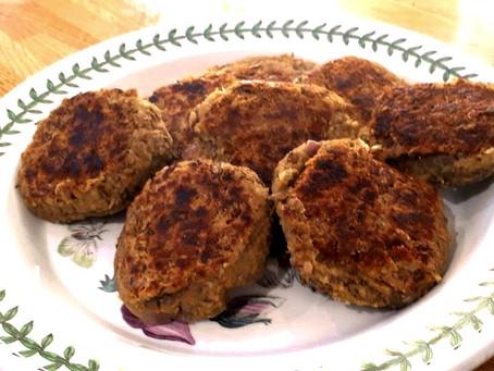 Lentil Cakes Recipe