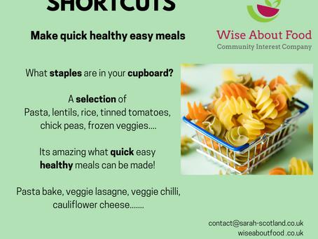 Shortcuts!
