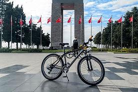 Sehitler Abidesi rota_bisiklet_biketour_