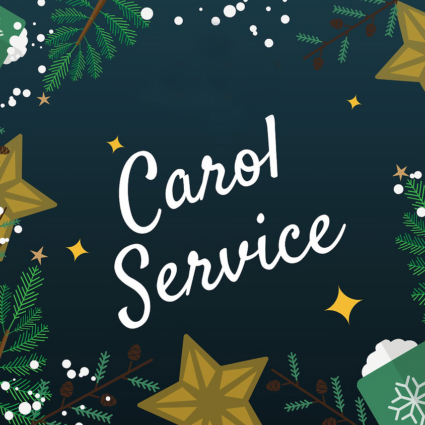 Outdoor Carol Service - Sunday 13th December, 5pm