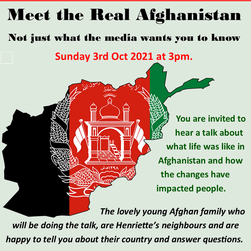 Meet The Real Afghanistan