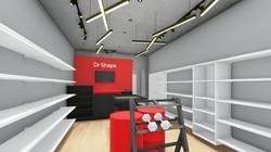 Projeto Interiores Loja
