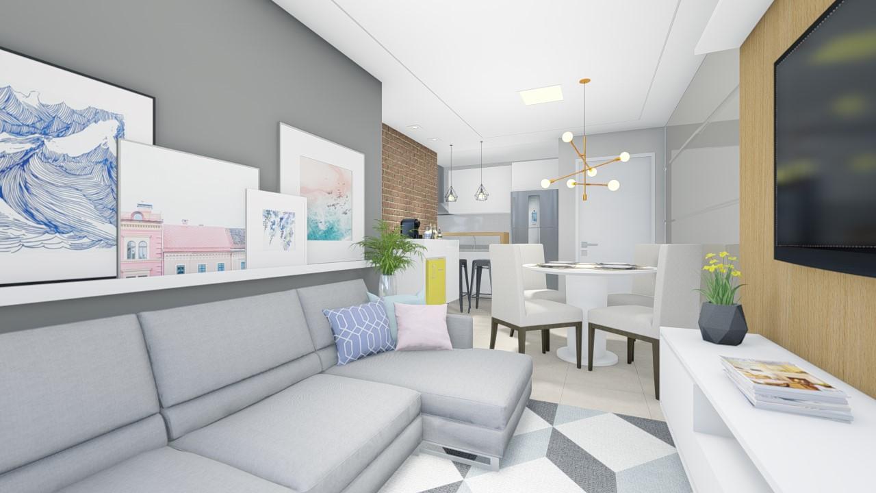 Projeto Interiores Apartamento