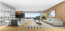 Projeto Interiores Residência