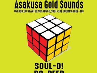 2018.2.4(Sun) noTOKYO @ Asakusa Gold Sounds