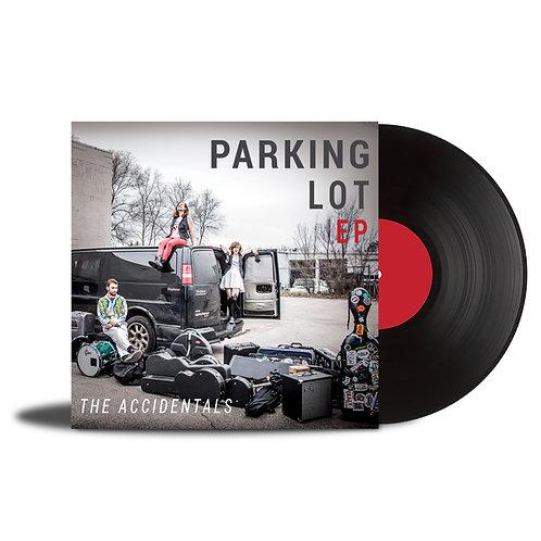 "Parking Lot 45"" Vinyl"
