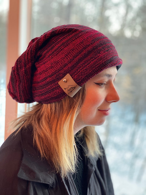 Accidentals Slouch Beanie