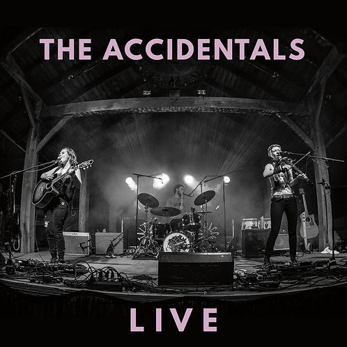 Accidentals Live CD