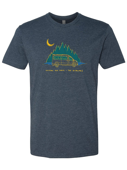 """Michigan & Again"" T Shirt"