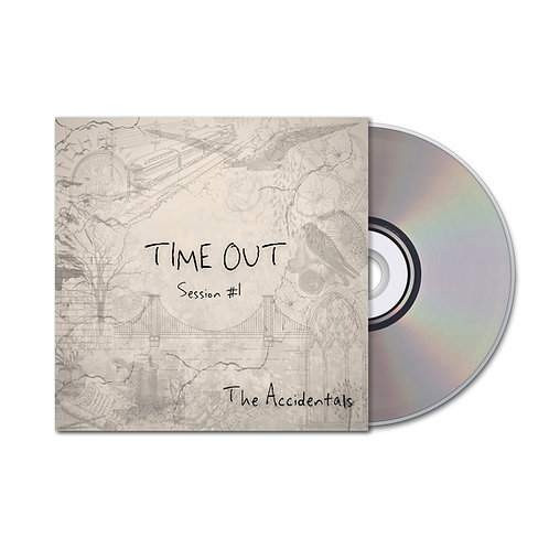 TIME OUT EP Session #1 (signed) PREORDER