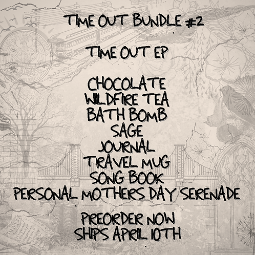 TIME OUT #2 (Preorder)