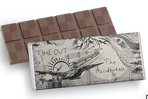 TIME OUT Dark Chocolate
