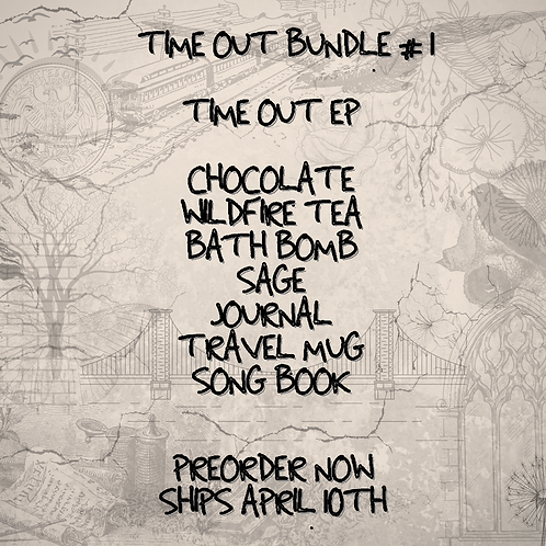 TIME OUT Bundle #1 (Preorder)