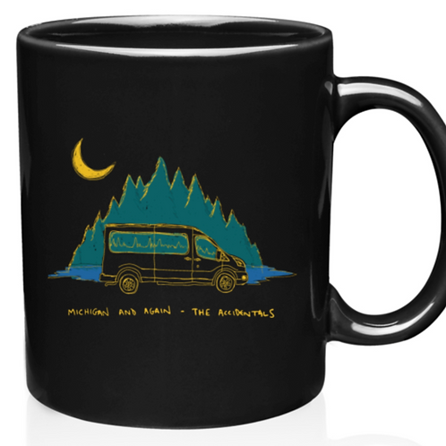 Michigan and Again Mug