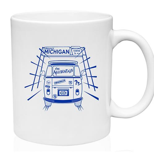 MICHIGAN Tour Mug
