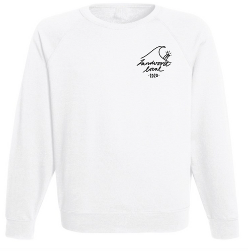 2020 - Zandvoort Local Sweater- White