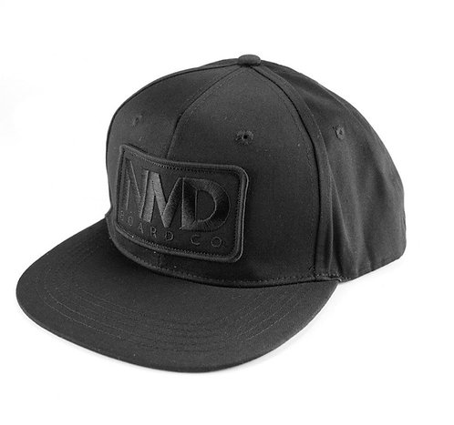 NMD Snapback cap black