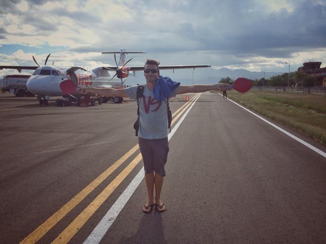 "TRIP : THE ISLAND with Amaury ""MOZ"" Lavernhe"