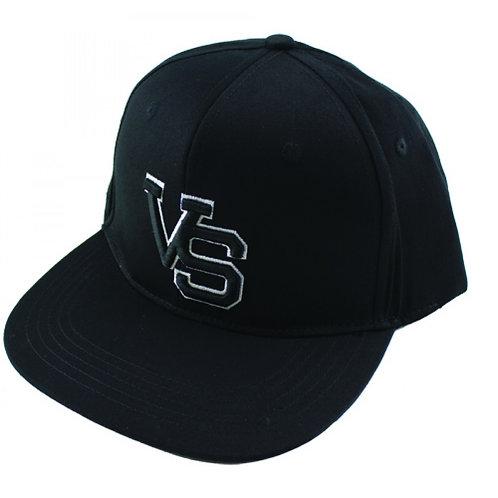 VS Flat Snapback cap white