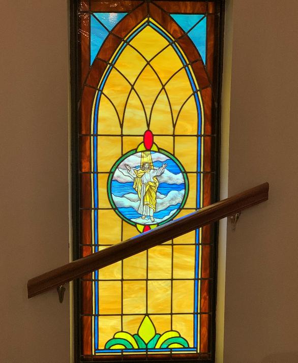 Chapel Window 3