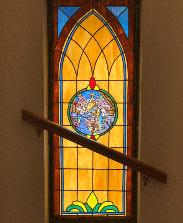 Chapel Window 4
