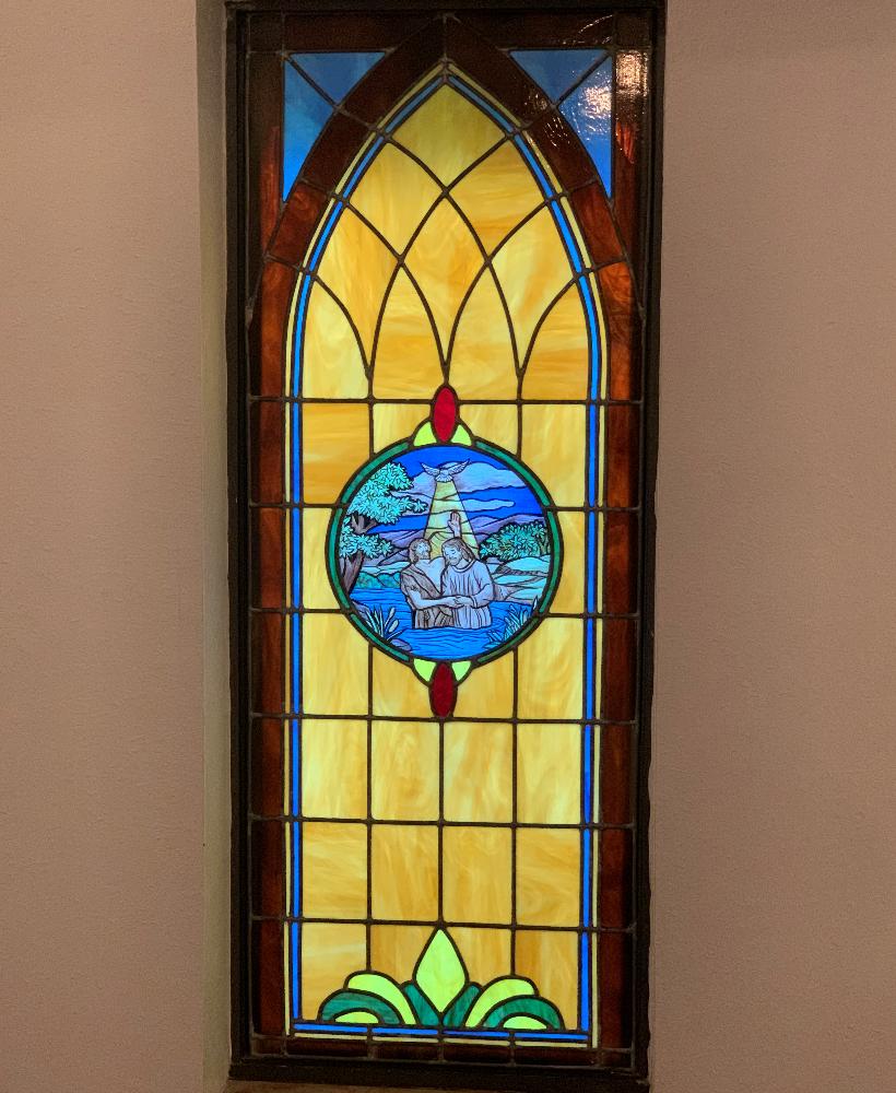 Window Chapel 2
