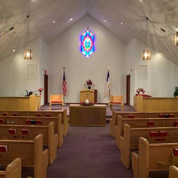 Falconhead Chapel