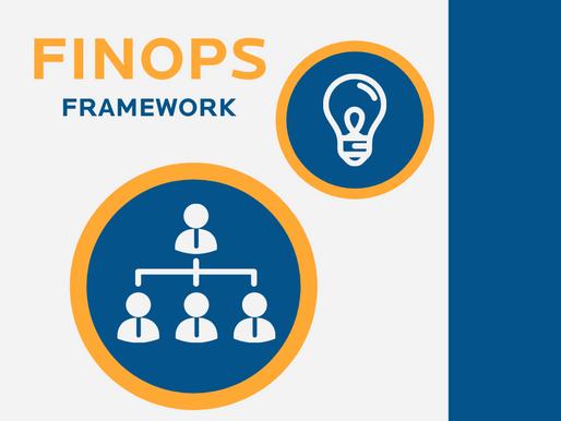 Develop your FinOps Framework