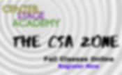 The CSA Zone homepage.png