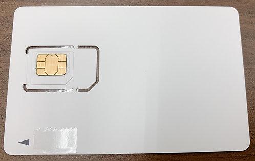 【アウトレットS級】Nippon SIM for Japan 日本国内用 180日間 30GB docomo回線 4G / LTE データ SIM