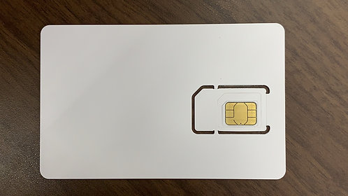 【アウトレットA級】Nippon SIM for Japan 日本国内用 8日間 3GB docomo回線 4G / LTE データ SIM