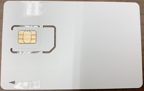 【アウトレットA級】Nippon SIM for Japan 日本国内用 180日間 18GB docomo回線 4G / LTE データ SIM