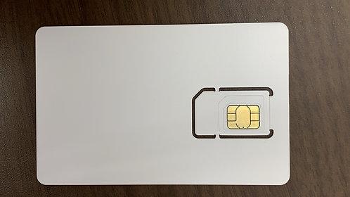 【アウトレットA級】Nippon SIM for Japan 日本国内用 30日間 3GB docomo回線 4G / LTE データ SIM