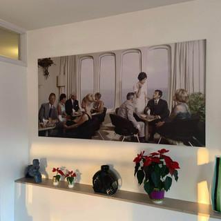 De witte salon, SS Rotterdam 1967, Harry Mosch