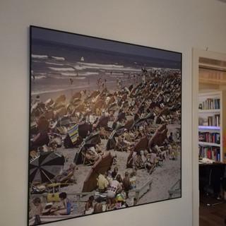Strand Hoek van Holland, datum onbekend, foto: Anefo