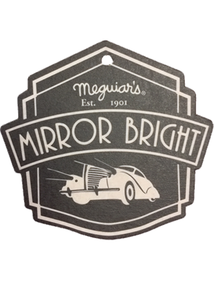MEGUIARS MIRROR BRIGHT AIR FRESH