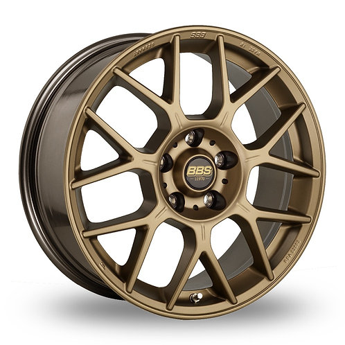 BBS XR Satin Bronze  18 Inch Set of 4 alloy wheels