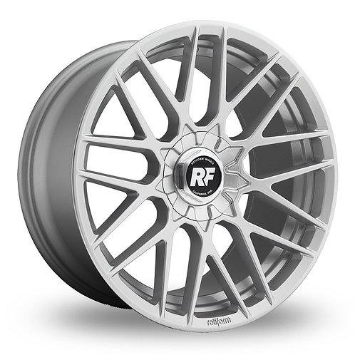 Rotiform RSE Silver  17 Inch Set of 4 alloy wheels